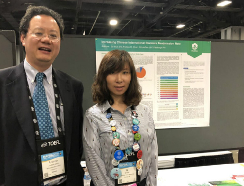 WholeRen Education Participated in NAFSA, 2019